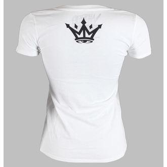 tričko dámské MAFIOSO - Confessions II - White, MAFIOSO