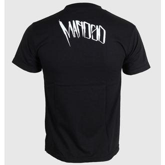 tričko pánské MAFIOSO - Mercenary - Black, MAFIOSO
