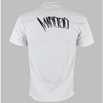 tričko pánské MAFIOSO - Mercenary - White