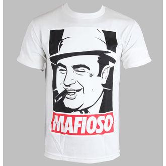tričko pánské MAFIOSO - Scarface - White