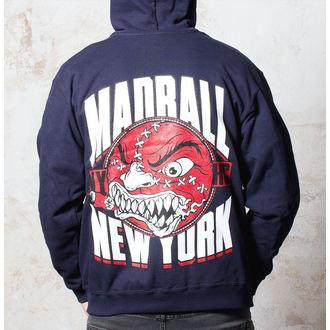 mikina pánská Madball - Red Ball - Deep Navy - BUCKANEER, Buckaneer, Madball