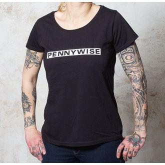 tričko dámské Pennywise - 25 Years - Black - BUCKANEER, Buckaneer, Pennywise