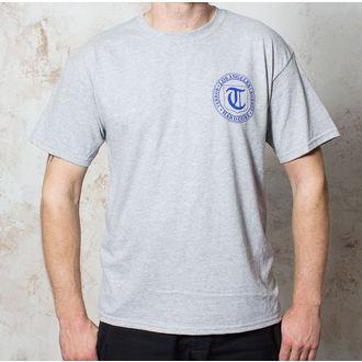 tričko pánské Terror - Badge - Sports Grey - BUCKANEER, Buckaneer, Terror