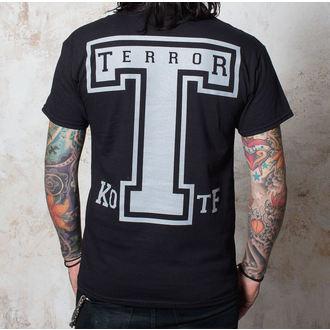 tričko pánské Terror - BigT - Black - BUCKANEER, Buckaneer, Terror