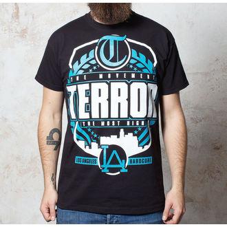 tričko pánské Terror - Most High - White - BUCKANEER, Buckaneer, Terror