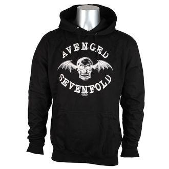 mikina pánská Avenged Sevenfold - Logo - Blk - BRAVADO EU, BRAVADO EU, Avenged Sevenfold