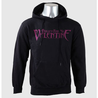 mikina pánská Bullet For My Valentine - Logo - Blk - BRAVADO EU, BRAVADO EU, Bullet For my Valentine