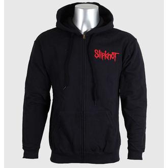 mikina pánská Slipknot - Skull Teeth - Blk - BRAVADO EU - SKHD02MB