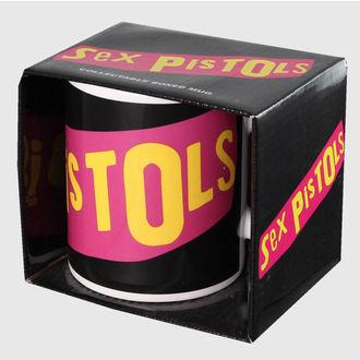 hrnek Sex Pistols - Classic Logo - ROCK OFF, ROCK OFF, Sex Pistols