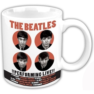 hrnek The Beatles - Performing Live - ROCK OFF - BEAT62MUG02