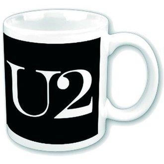hrnek U2 - Logo - ROCK OFF - U2TWMUG02
