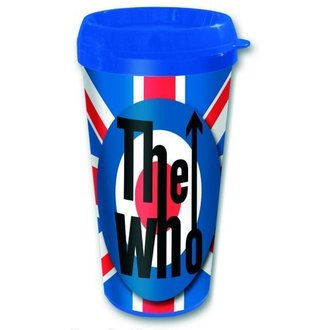 hrnek termo The Who - Target - ROCK OFF, ROCK OFF, Who