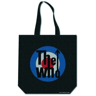 taška (kabelka) The Who - Target - ROCK OFF, ROCK OFF, Who