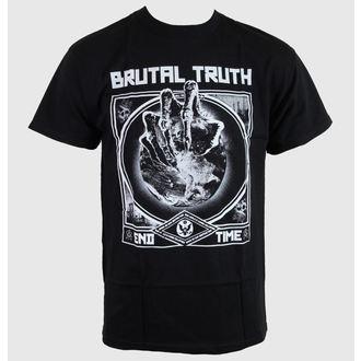 tričko pánské Brutal Truth - End Time - RELAPSE, RELAPSE, Brutal Truth