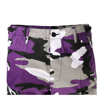 kalhoty pánské MMB - US BDU - ARMY - LILA CAMO - 200500