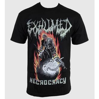 tričko pánské Exhumed - Necrocracy - RELAPSE, RELAPSE, Exhumed
