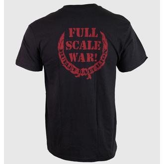 tričko pánské Hail Of Bullets - Full Scale War - RELAPSE