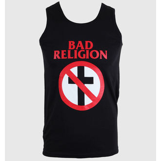 tílko pánské Bad Religion - Cross Buster - Black - KINGS ROAD
