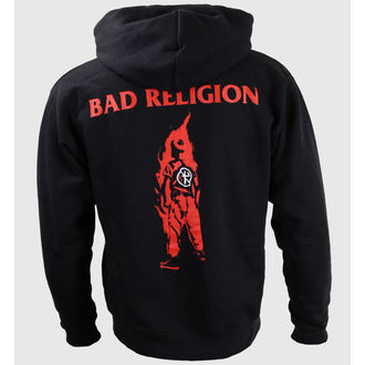 mikina pánská Bad Religion - Suffer - Black - KINGS ROAD, KINGS ROAD, Bad Religion