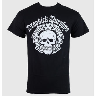 tričko pánské Dropkick Murphys - Boston Skull - Black - KINGS ROAD, KINGS ROAD, Dropkick Murphys