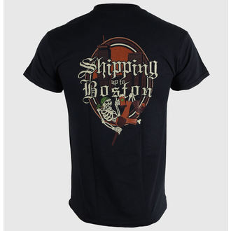 tričko pánské Dropkick Murphys - Shipping Up To Boston - Black - KINGS ROAD, KINGS ROAD, Dropkick Murphys