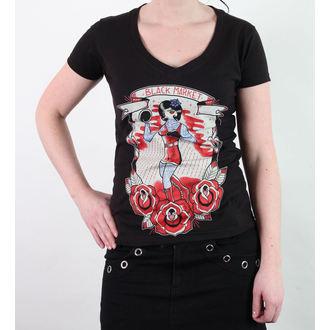 tričko dámské BLACK MARKET - Adi- Boxer - BM006