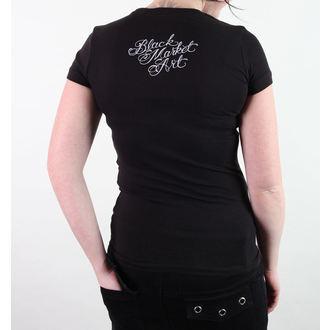 tričko dámské BLACK MARKET - Adi- Boxer, BLACK MARKET