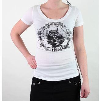 tričko dámské BLACK MARKET - Josh Stebbins - Marylin - BM007
