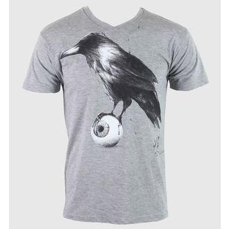 tričko pánské BLACK MARKET - Kenn Olsen - Raven