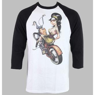 tričko pánské BLACK MARKET - Tyson Mcadoo - Hard Tail - BM089