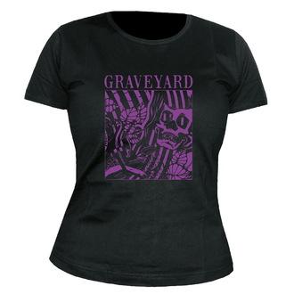 tričko dámské Graveyard - Goliath - NUCLEAR BLAST, NUCLEAR BLAST, Graveyard