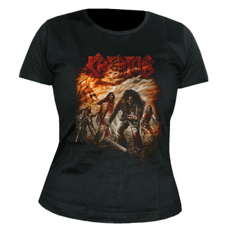 tričko dámské Kreator - Dying Alive - NUCLEAR BLAST, NUCLEAR BLAST, Kreator