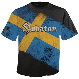 tričko pánské Sabaton - Swedish Empire Live Deluxe - NUCLEAR BLAST, NUCLEAR BLAST, Sabaton