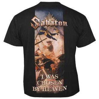 tričko pánské Sabaton - I Was Chosen By Heaven - NUCLEAR BLAST, NUCLEAR BLAST, Sabaton