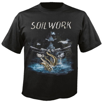 tričko pánské Soilwork - We Break For Nobody - NUCLEAR BLAST, NUCLEAR BLAST, Soil Work