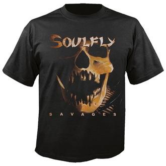 tričko pánské Soulfly - Savages - NUCLEAR BLAST, NUCLEAR BLAST, Soulfly