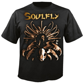 tričko pánské Soulfly - Bones - NUCLEAR BLAST, NUCLEAR BLAST, Soulfly