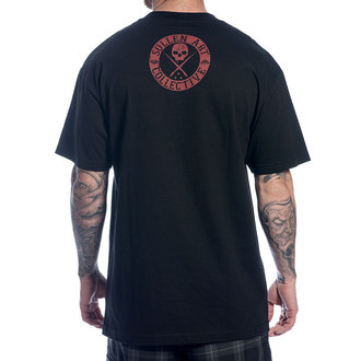 tričko pánské SULLEN - Torres - Black, SULLEN