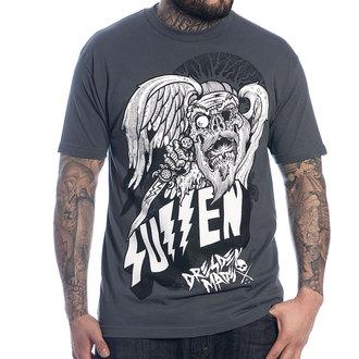 tričko pánské SULLEN - Dresden Made - Gry