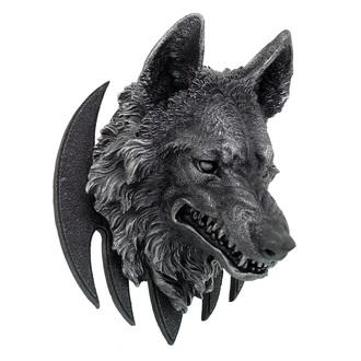 dekorace nástěnná - Werewolf Head - 766-6630