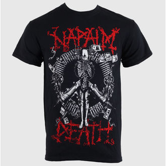 tričko pánské Napalm Death - Peace - RAGEWEAR, RAGEWEAR, Napalm Death