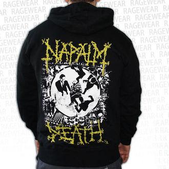 mikina pánská Napalm Death - Ultilitarian - RAGEWEAR, RAGEWEAR, Napalm Death