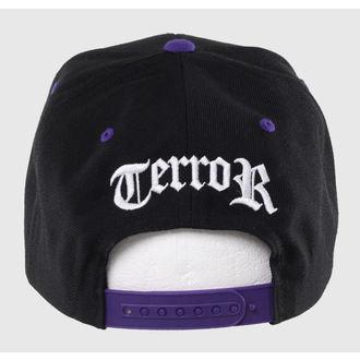 kšiltovka Terror - Logo - Purple - RAGEWEAR