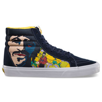 boty VANS - SK8-HI Reissue (The Beatles) - Faces Dres, VANS, Beatles