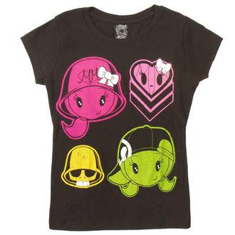tričko dětské METAL MULISHA - BFF, METAL MULISHA