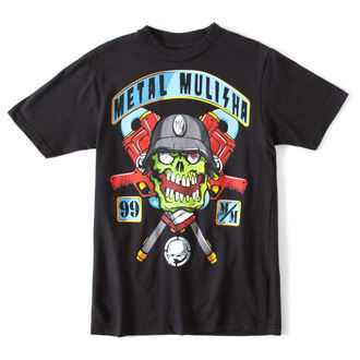 tričko dětské METAL MULISHA - SQUAD, METAL MULISHA
