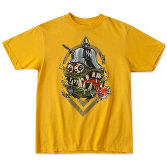 tričko dětské - METAL MULISHA - FLY CATCHER - YEL