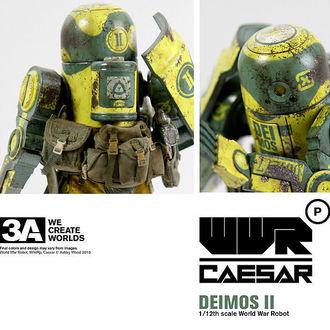 figurka World War Robot