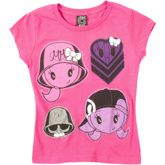 tričko dětské METAL MULISHA - BFF - HPK
