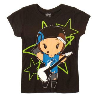 tričko dětské METAL MULISHA - JAMMIN - BLK